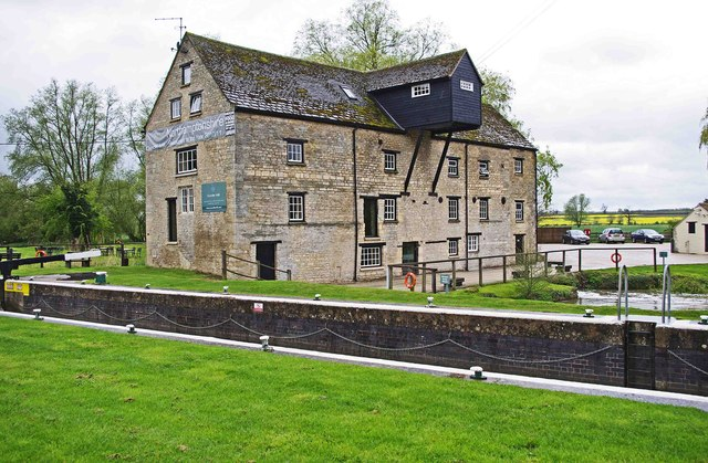 Oundle Mill (1), Barnwell Road near Oundle