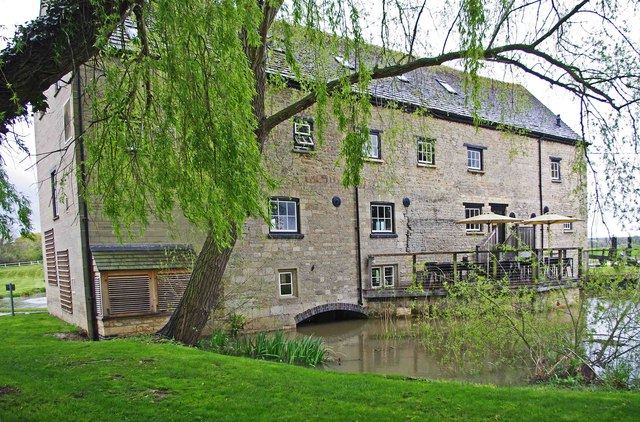 Oundle Mill (2), Barnwell Road near Oundle
