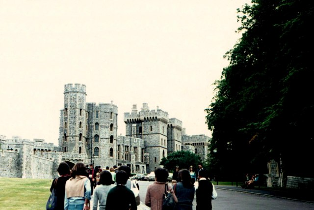 Windsor Castle - 1975