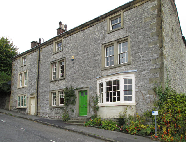 Bakewell - house on Bagshaw Hill