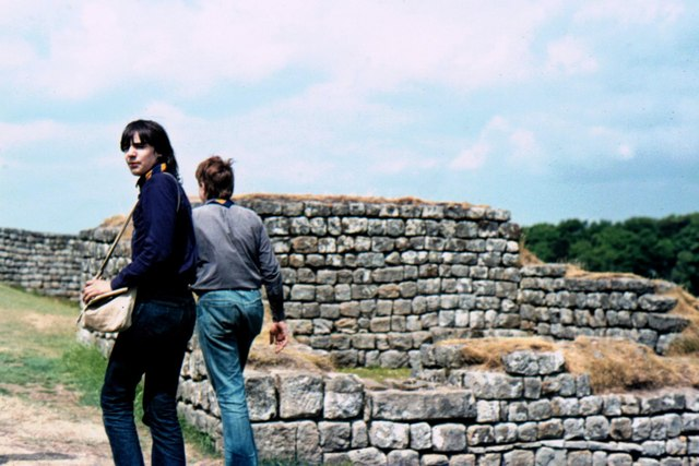 Hadrian's Wall - 1975