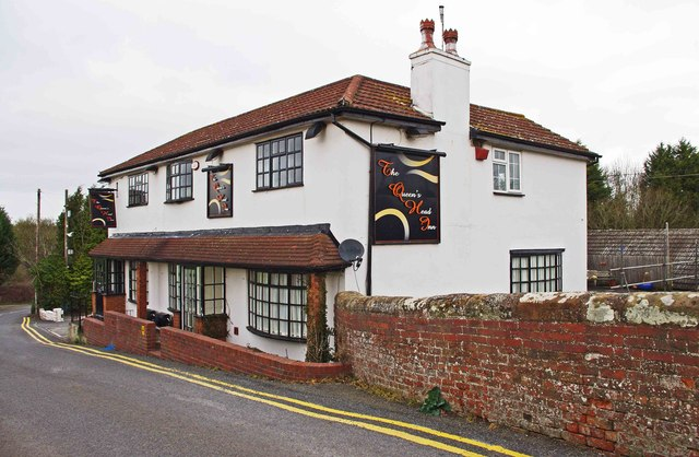 The Queen's Head Inn (1), Sugarbrook Lane, Stoke Pound