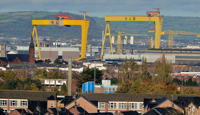 Samson and Goliath, Belfast (4)