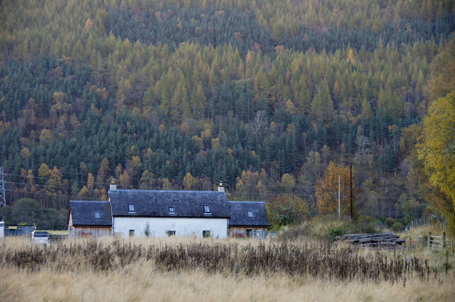 Jock's Lodge, Tighchuig, Strathglass