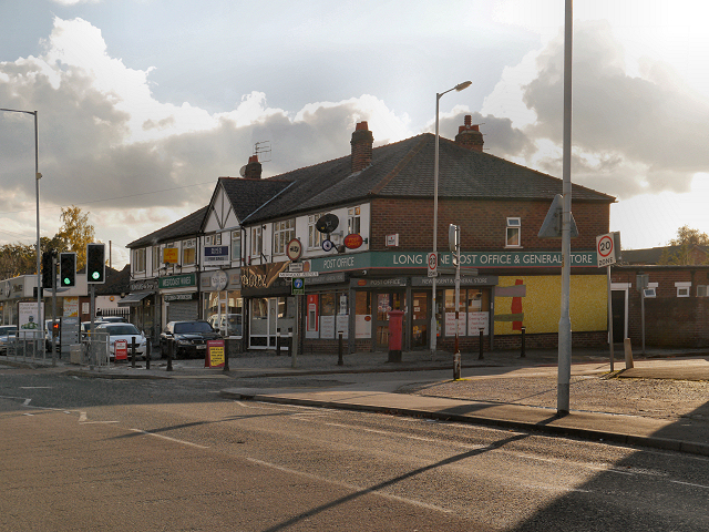 Long Lane Post Office and Other Shops
