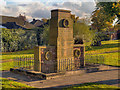 SJ8586 : Long Lane War Memorial by David Dixon