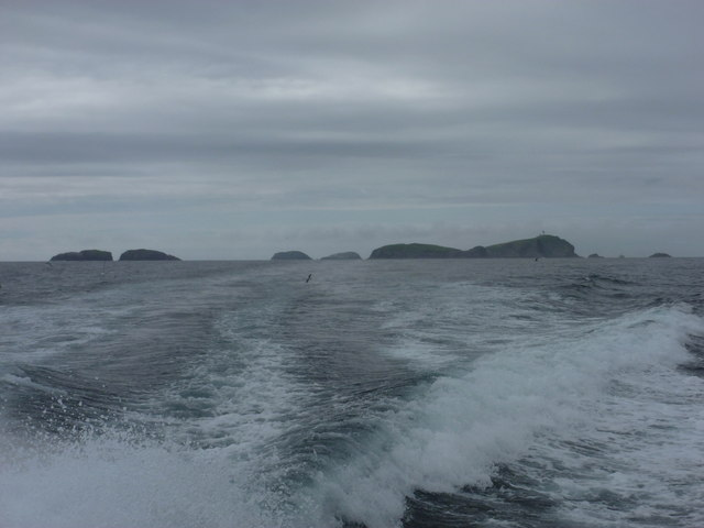 Flannan Isles: a view of all the islands