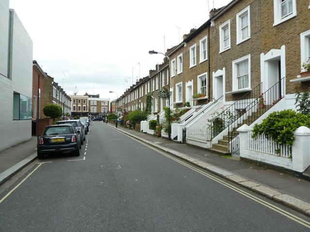 Vernon Street W10