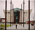 J3575 : Titanic Belfast and slipways by Rossographer