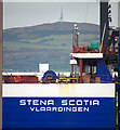J3575 : The 'Stena Scotia' at Belfast by Rossographer