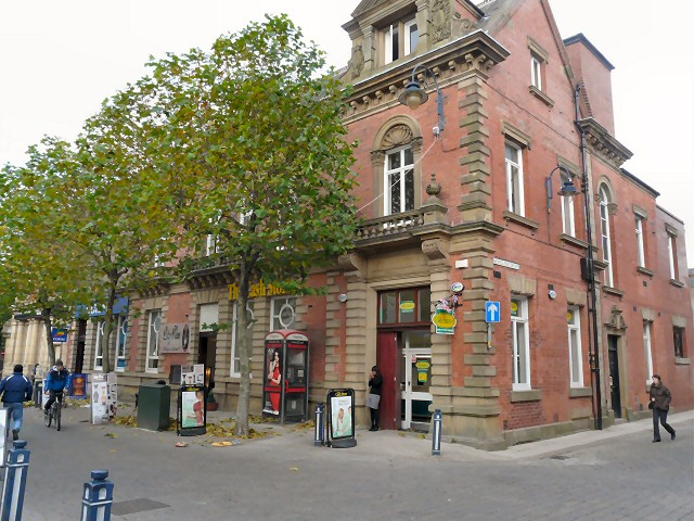 Former Post Office