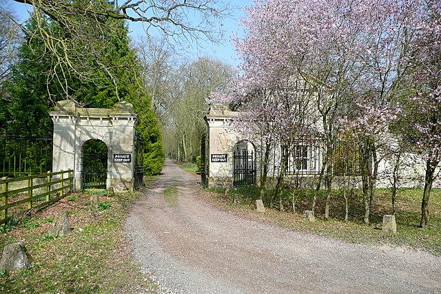 Barnard Gate