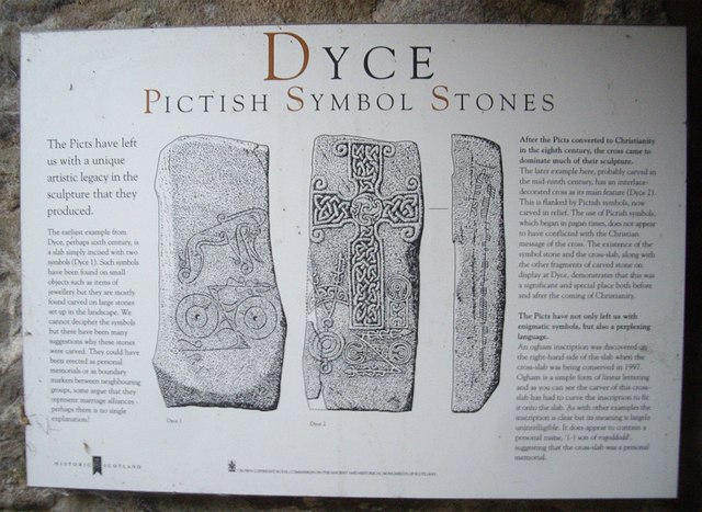 Dyce Pictish Symbol Stones