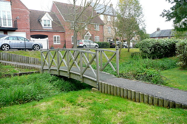 Bridge off Wycombe Lane
