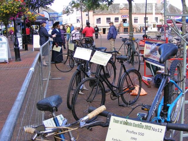 Carlisle Bikes