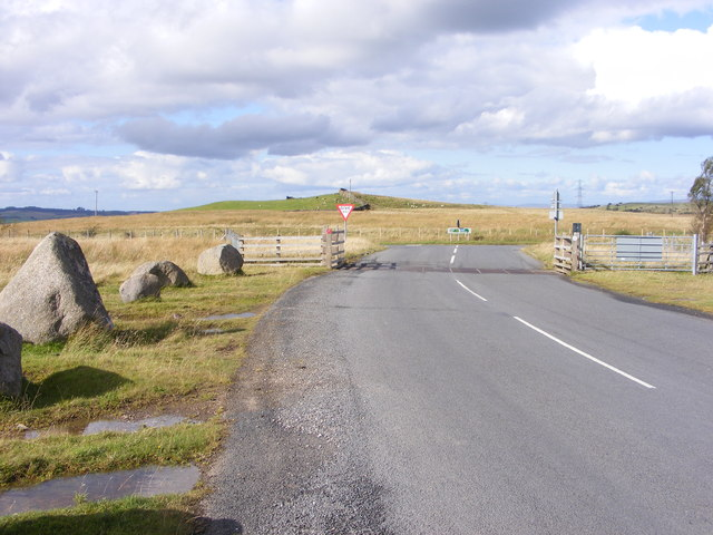 B6261 Road Junction