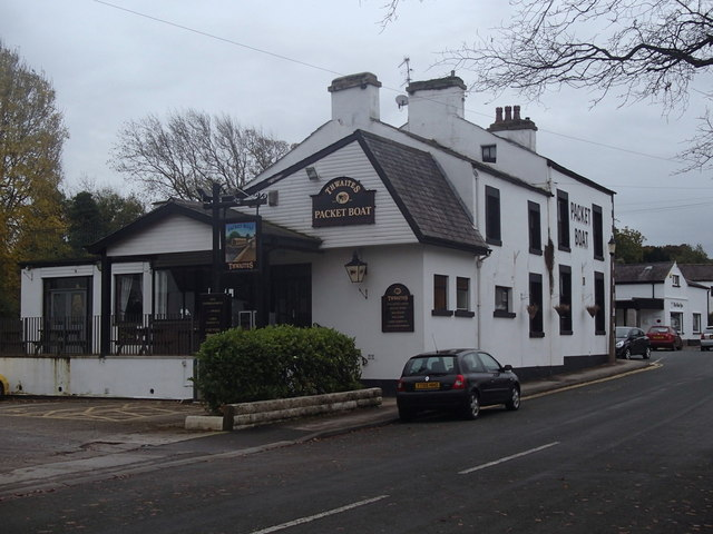 Packet Boat Inn, Bolton-le-Sands