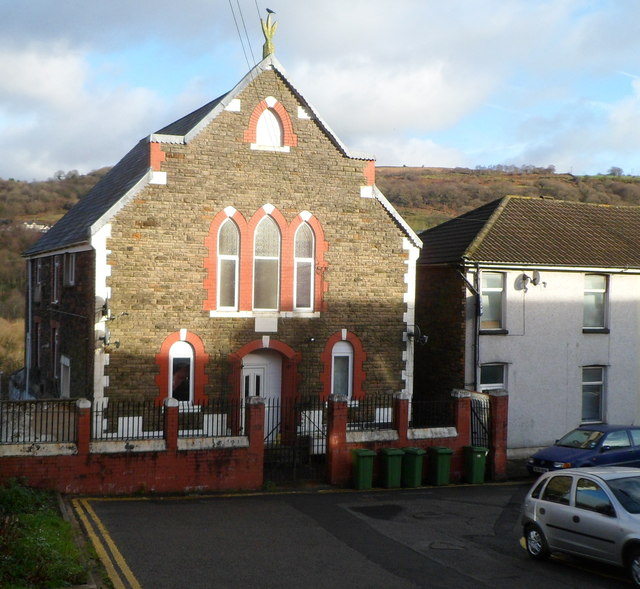 Former Pontypridd Synagogue