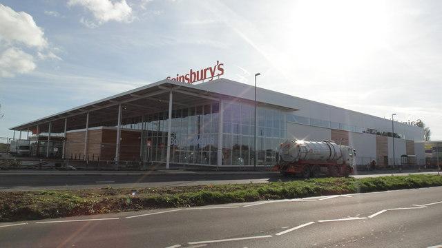 Sainsbury's - Bognor Regis II