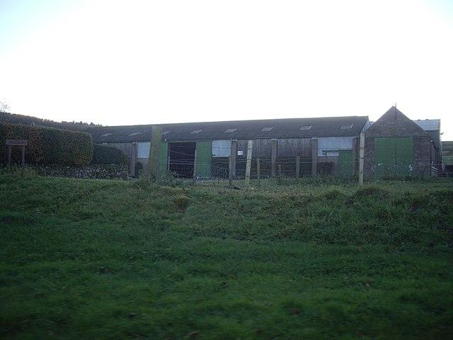 Woodlands farmstead