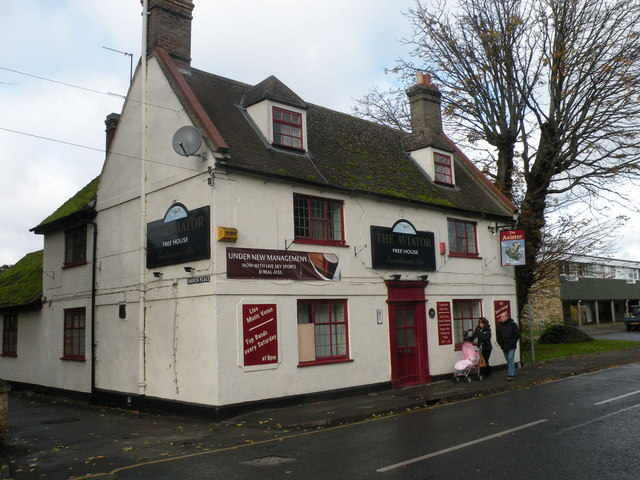 The Aviator, Ramsey Road