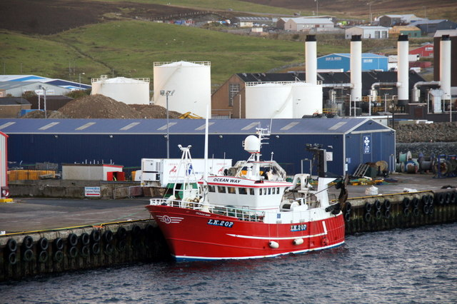 LK207 Ocean Way at Holmsgarth, Lerwick