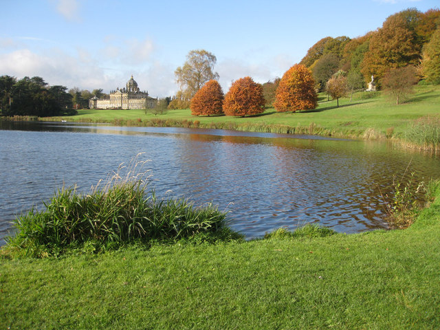 South Lake, Autumn view