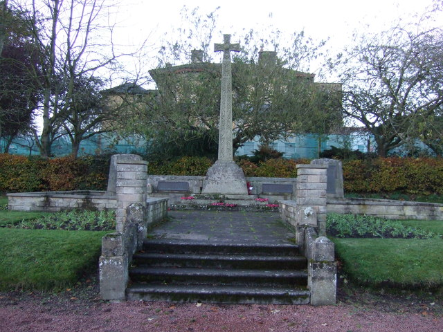 War Memorial, Haltwhistle
