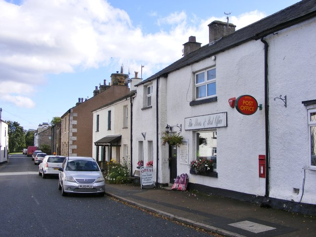 Orton Post Office