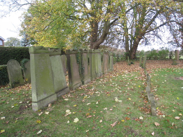 North Thoresby churchyard