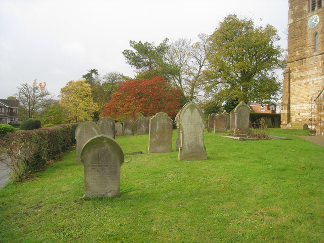 North Thoresby churchyard (2)
