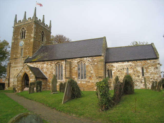 St. Helen's, North Thoresby