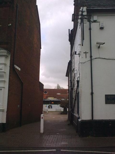 Fromus Square, Saxmundham