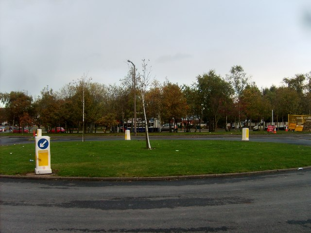 Hateley Drive Roundabout