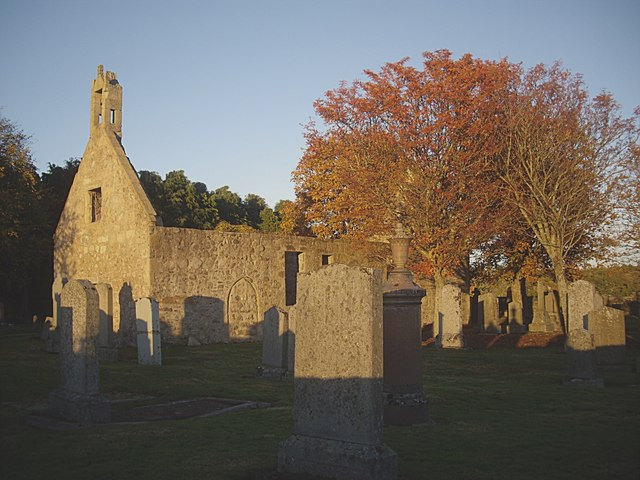 Ruined Chapel of St Fergus, Dyce