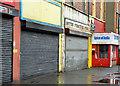 J3373 : Vacant shops, Belfast (15) by Albert Bridge