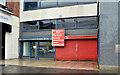 "J3373 : ""To let"" shops, Belfast (23) by Albert Bridge"