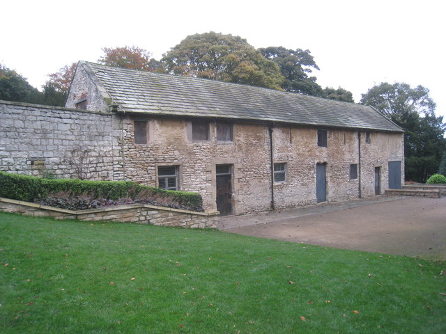 Old Stable Block and Bothy at Cusworth Hall
