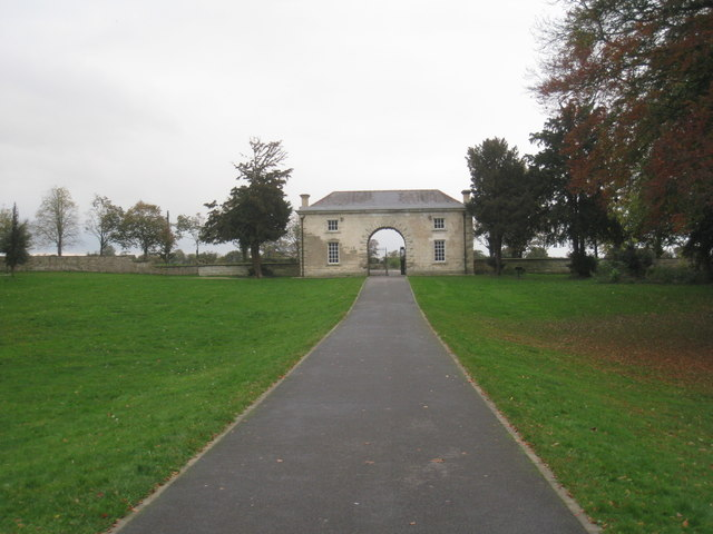 Entrance Lodge, Cusworth Hall