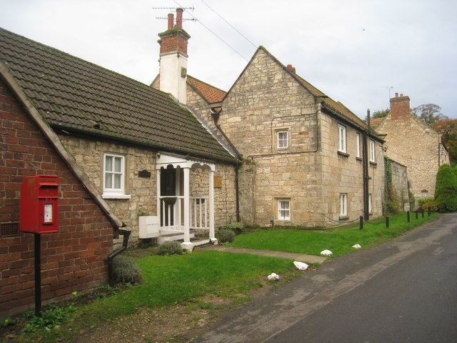 Houses on the site of Cusworth Old Hall