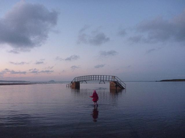 Coastal East Lothian : Keep To The Path