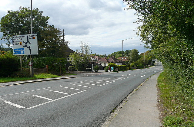 A40 at Loudwater