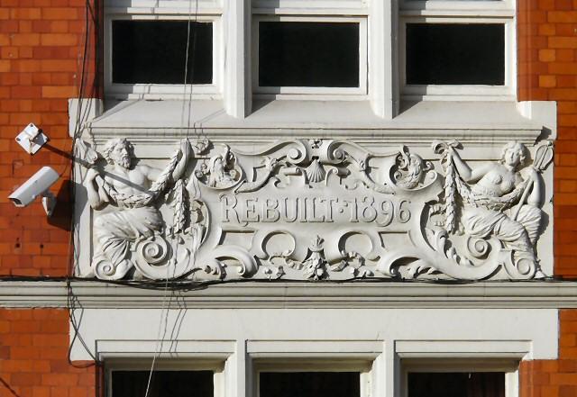 Rebuilt 1896 (panel)