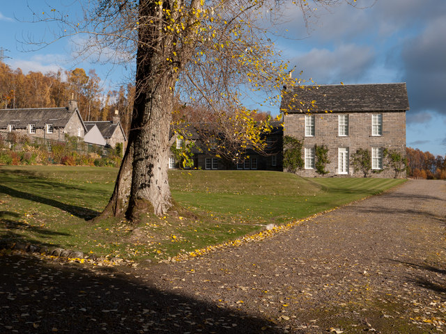 Craiganour Lodge