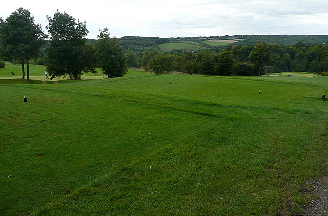 Wycombe Heights golf club