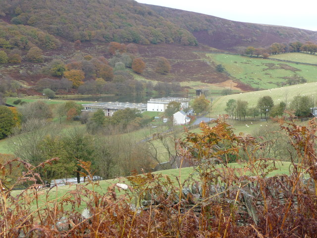 View to Cwmtillery Reservoir