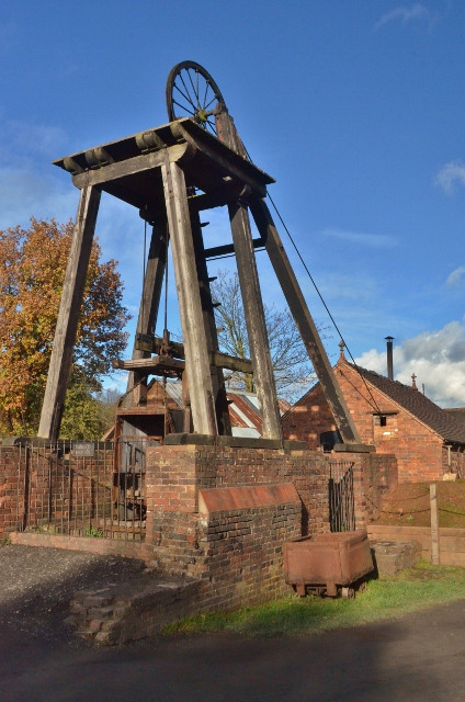 Blists Hill Colliery