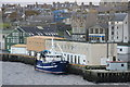 HU4741 : LK195 Resilient at Alexandra Wharf, Lerwick by Mike Pennington