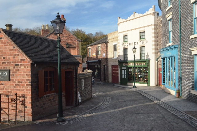 Blists Hill Town