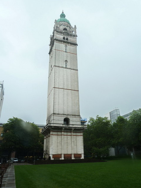 Queen's Tower, Imperial College, London